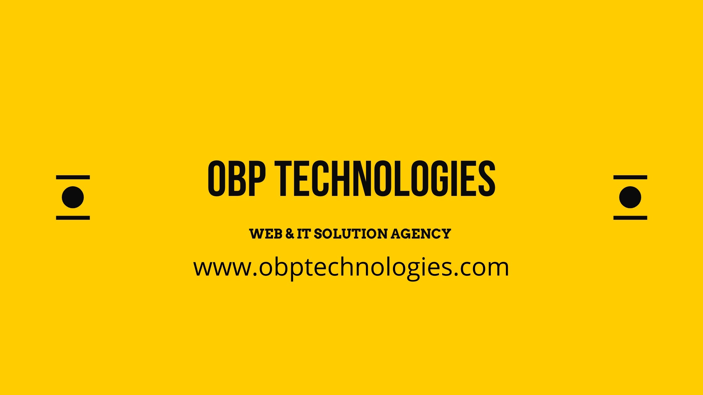 OBP Technologies:   (@obptechnologies) Cover Image