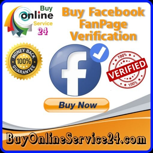 Buy Facebook FanPage Verification (@buyonlineservice24011) Cover Image