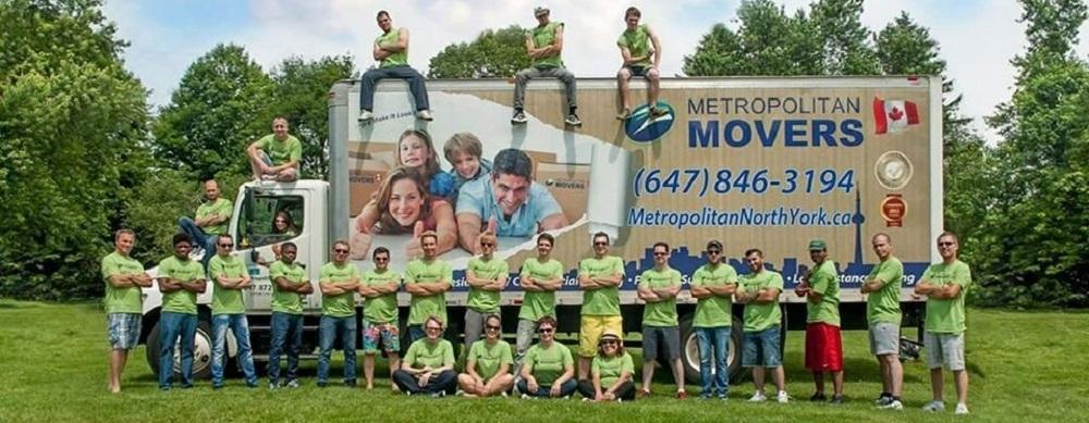 Metropolitan Movers - Moving Company in North York (@metropolitanmoversnorthyork) Cover Image