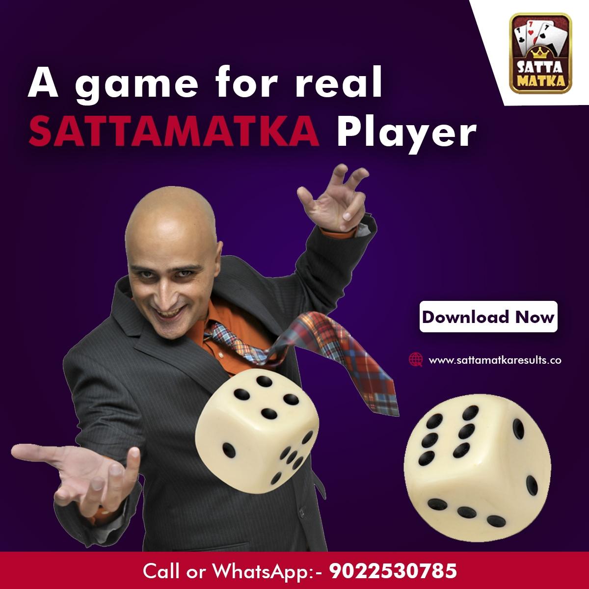 Play Satta matka Online (@sattamatkaresultapp) Cover Image