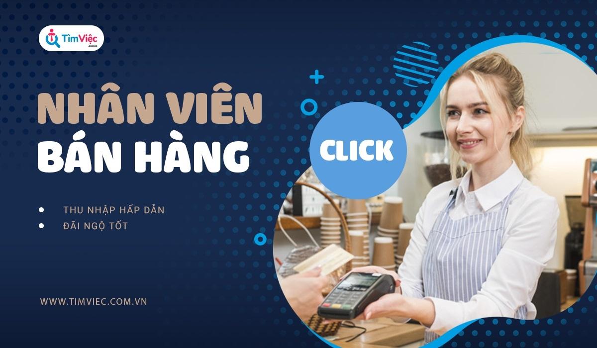 NV Bán hàng Tìm việc (@nvbanhang) Cover Image