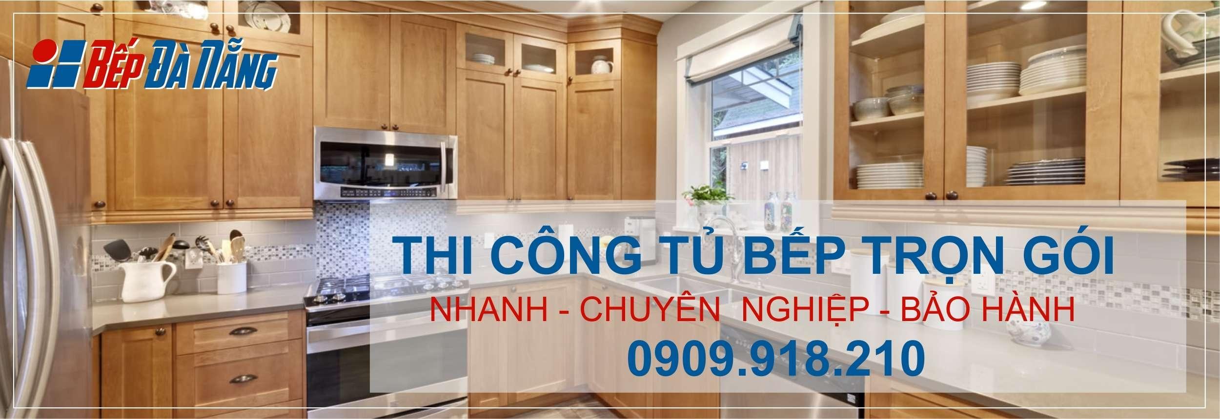 Bếp Đà Nẵng - Chuyên Bếp và thi công Tủ Bếp (@bepdanang) Cover Image