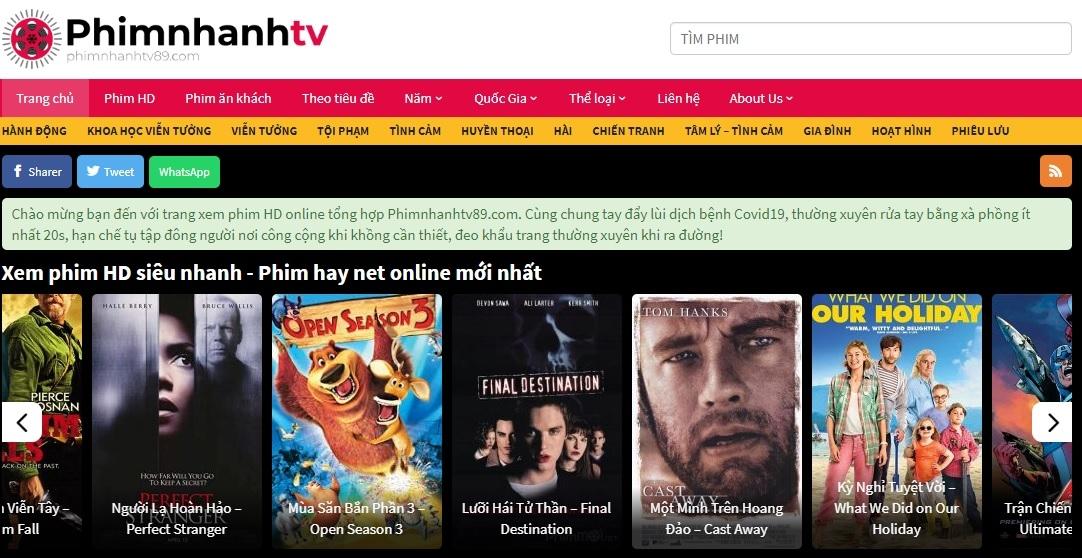 PhimNhanhTV (@phimnhanhtv89) Cover Image