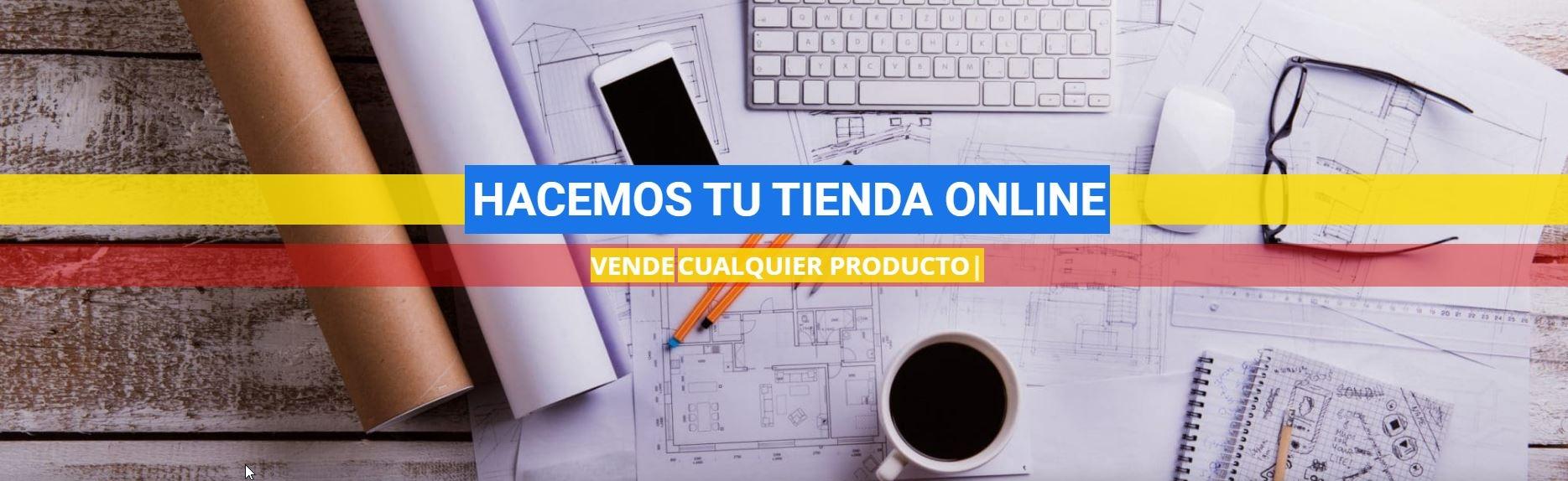 Agencia de desarrollo de tiendas en L (@tiendasenlineasv) Cover Image