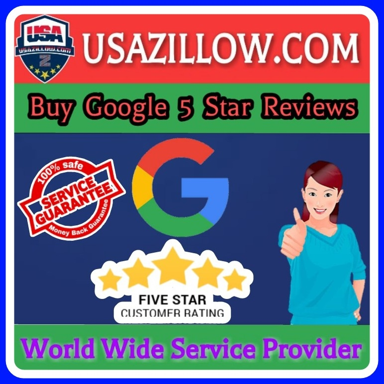 Buy google 5 star rev (@usazillow87) Cover Image