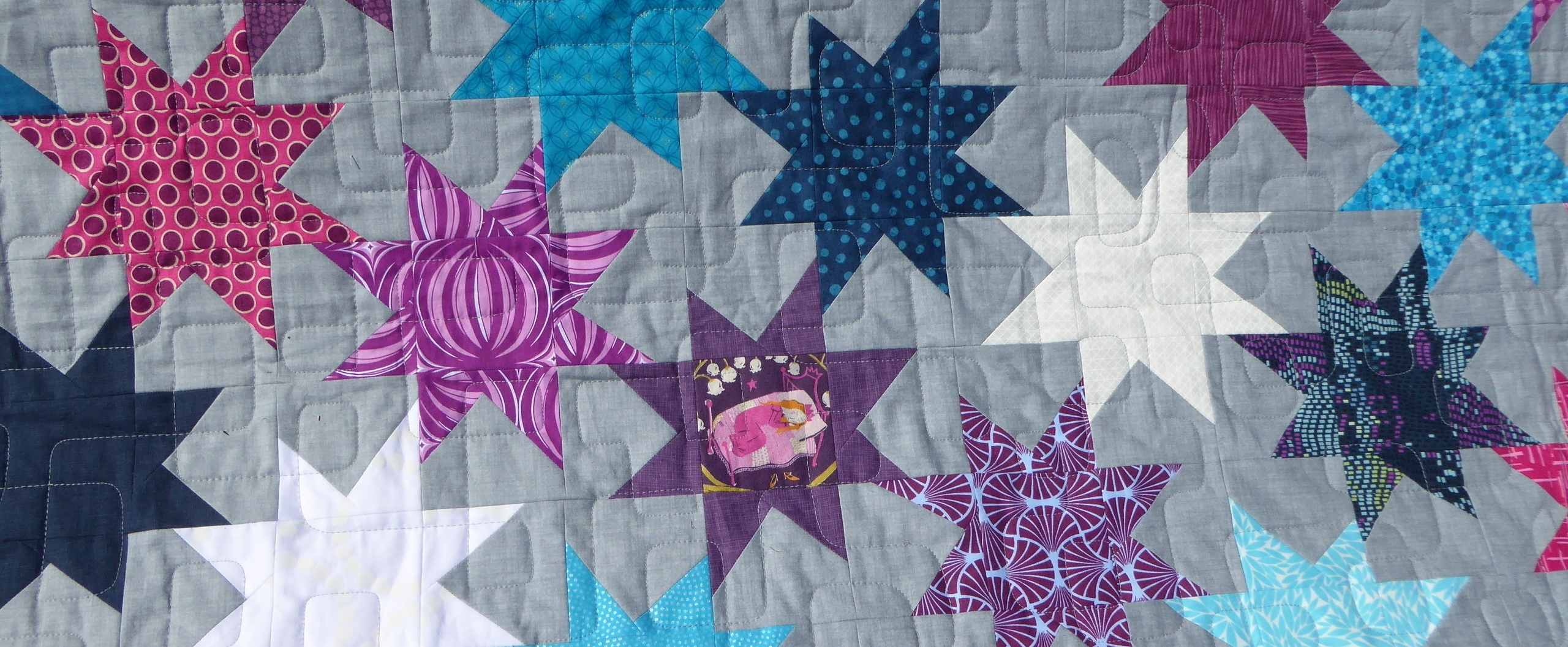 Heather Acton (@quiltbrarian) Cover Image