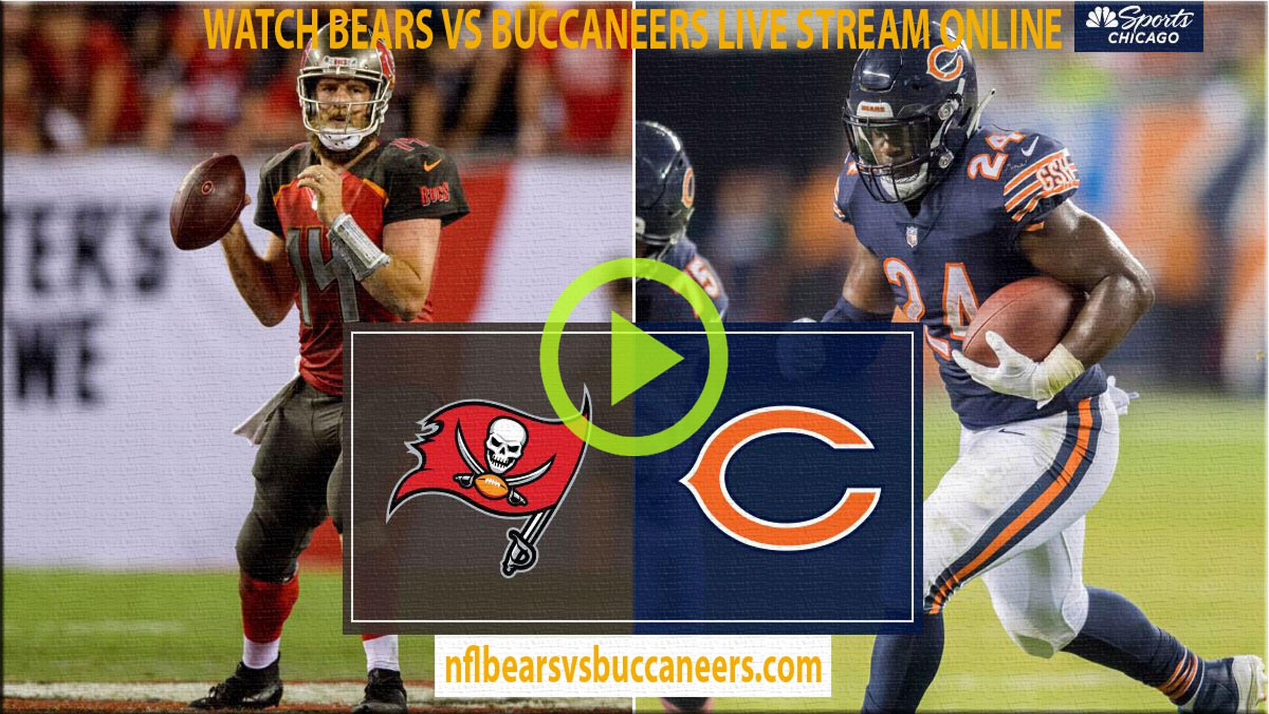 Bears vs Buccaneers Live (@bearsvsbuccaneers) Cover Image