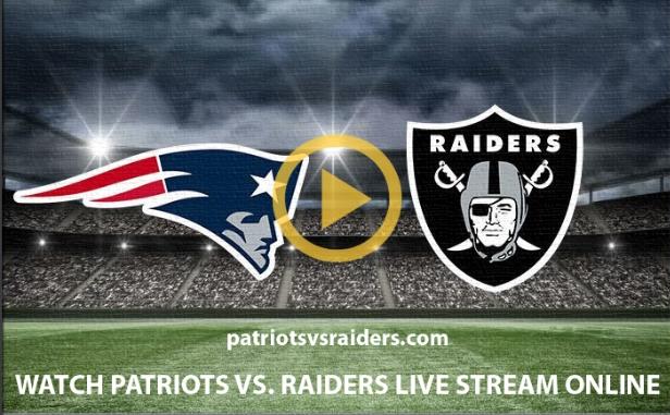 Patriots vs Raiders live stream free (@patriotsvsraiders) Cover Image