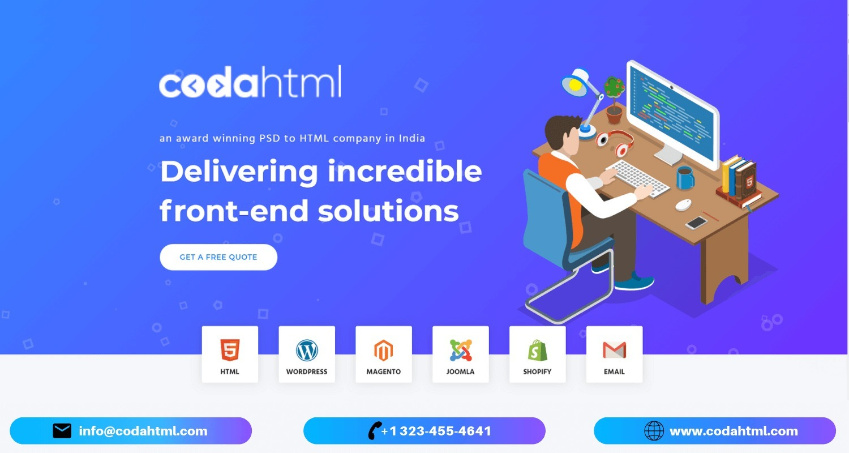 Coda HTML (@codahtml) Cover Image