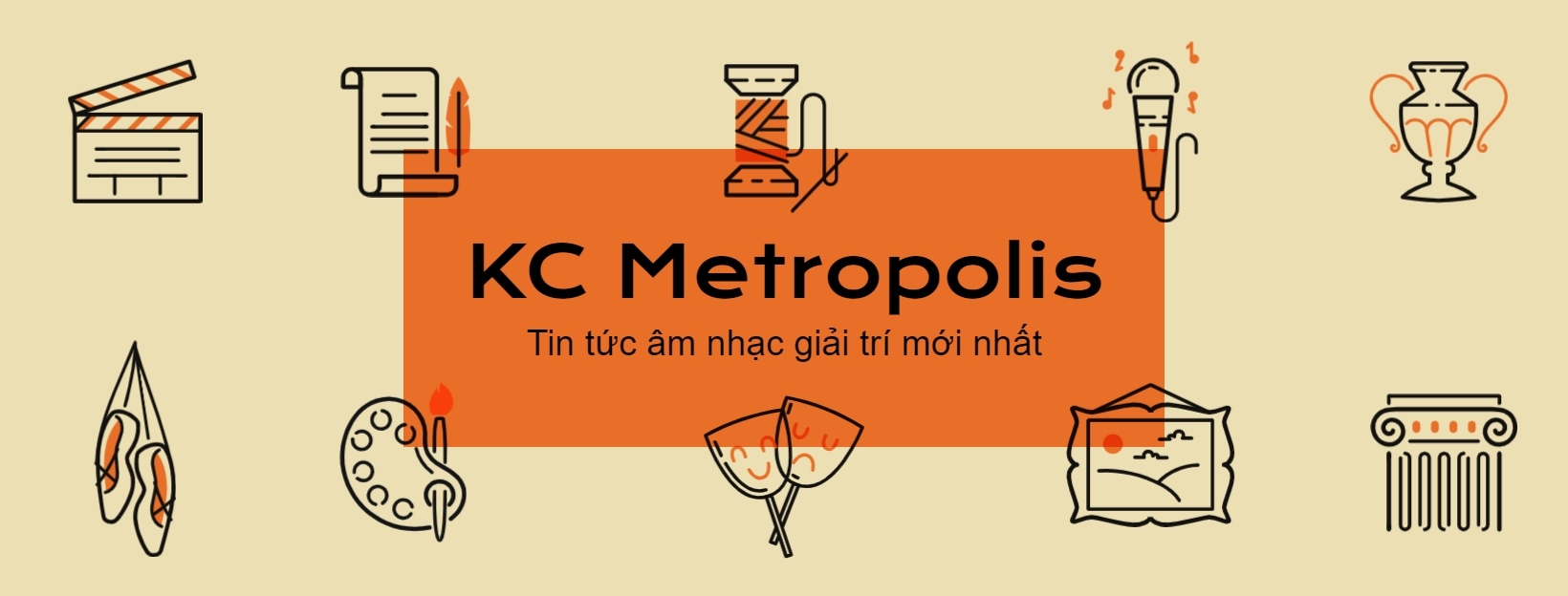 Kênh giải trí KC Metropolis (@kcmetropolis) Cover Image