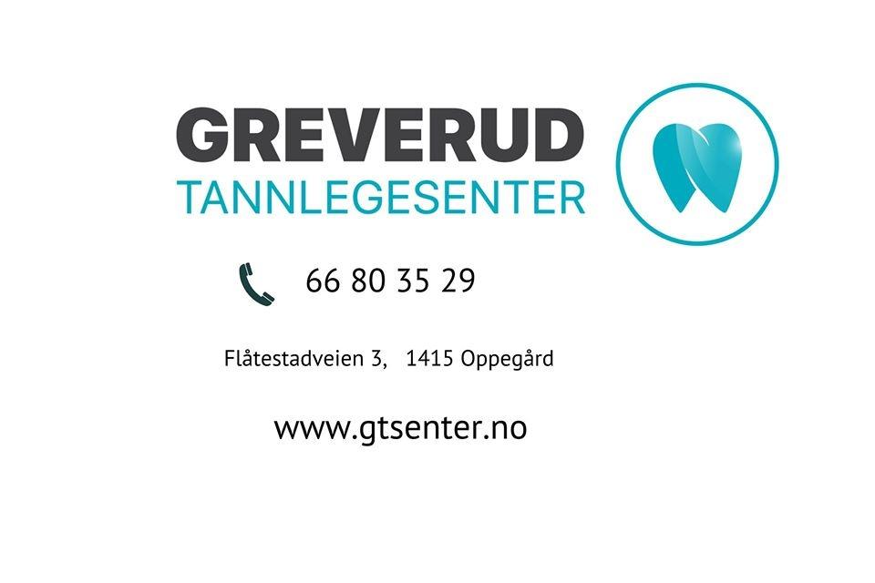 Greverud Tannlegesenter (@greverudtann) Cover Image