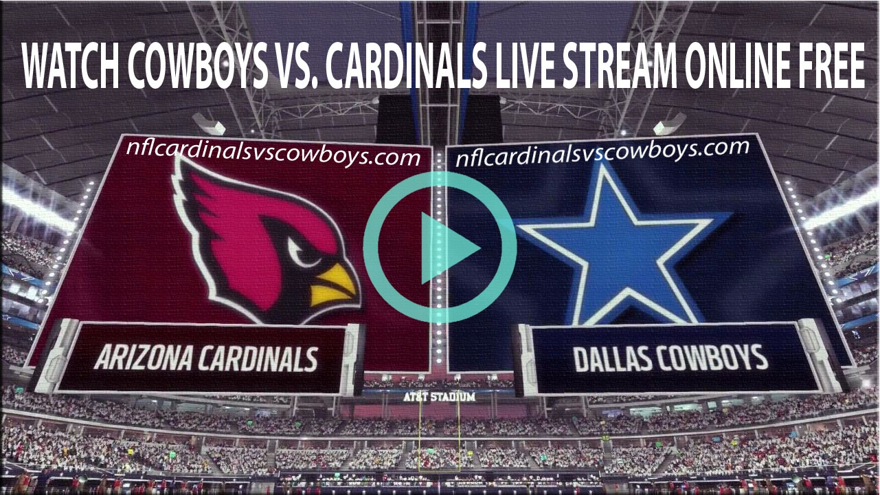 Cowboys vs Cardinals Live Stream (@cardinalsvscowboys) Cover Image