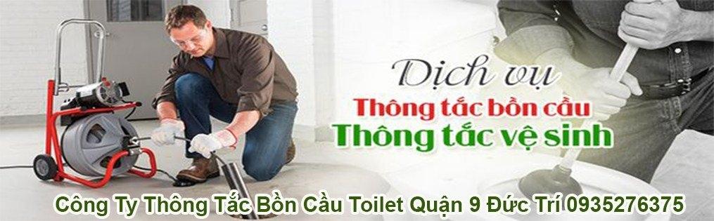 Công ty thông bồn cầu Đức Trí (@thongtacboncauductri) Cover Image