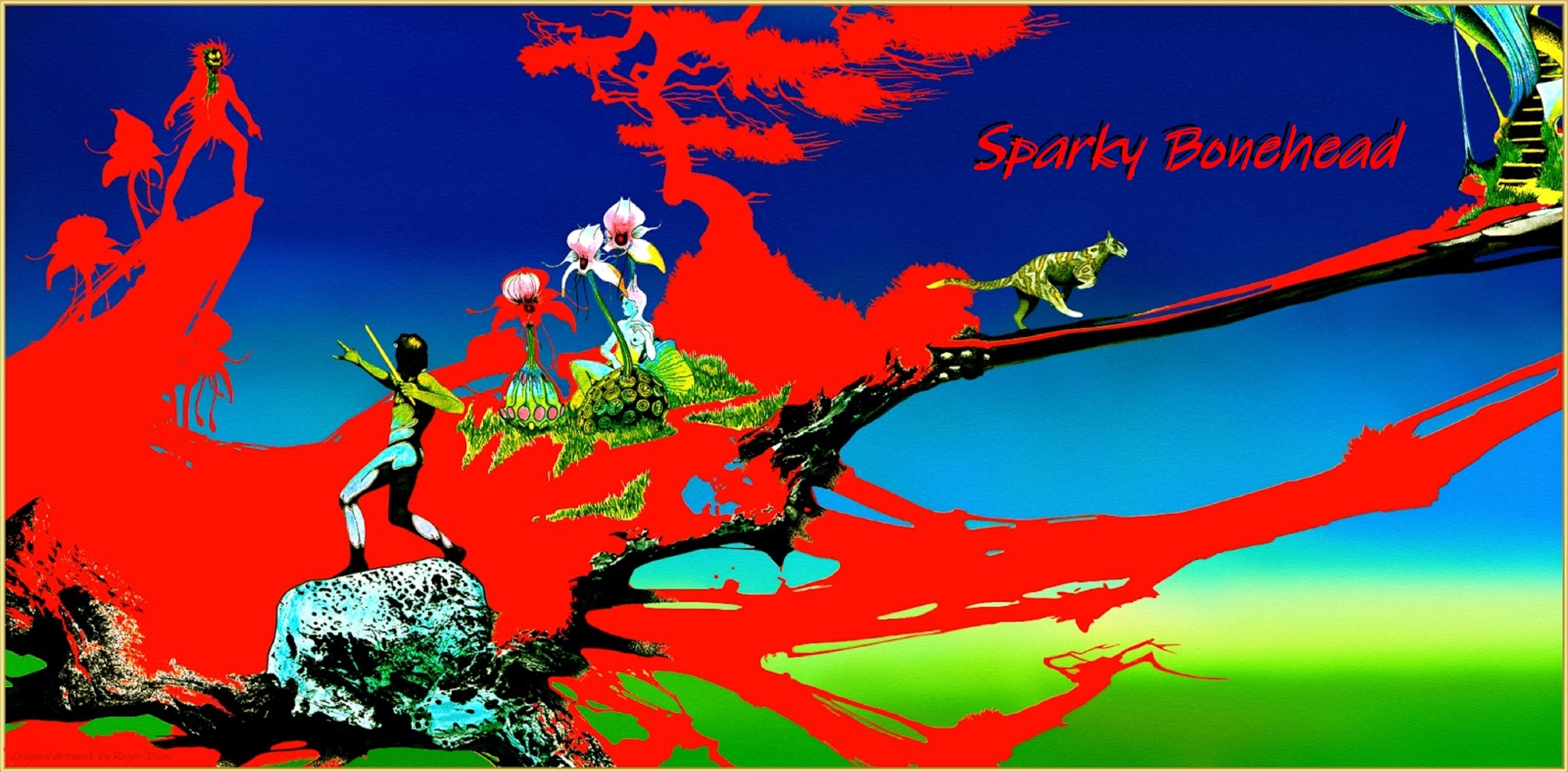 Sparky Bonehead (@sparkybonehead) Cover Image