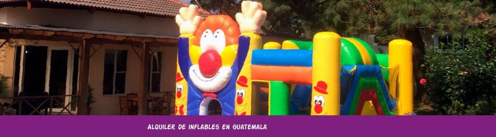 Renta de saltarines (@saltarines_guatemala) Cover Image