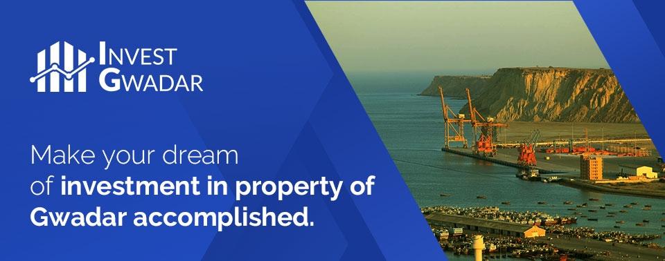 Invest Gwadar (@investgwadar) Cover Image