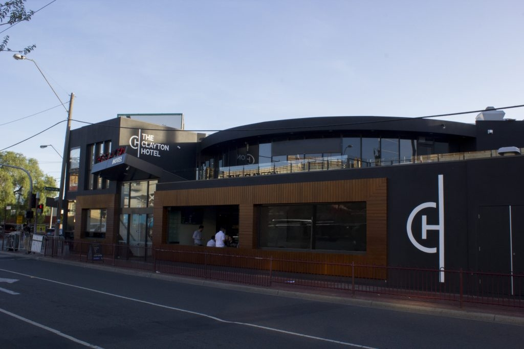 The Clayton Hotel (@theclaytonhotel) Cover Image