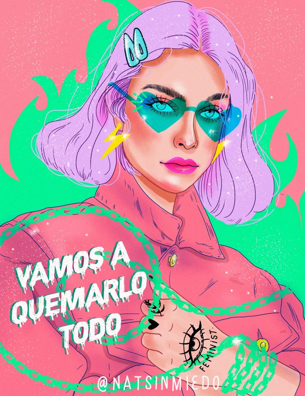 Natalie R (@natsinmiedo) Cover Image