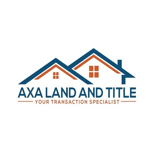 AXA LAND AND TITLE (@axalandandtitle) Cover Image