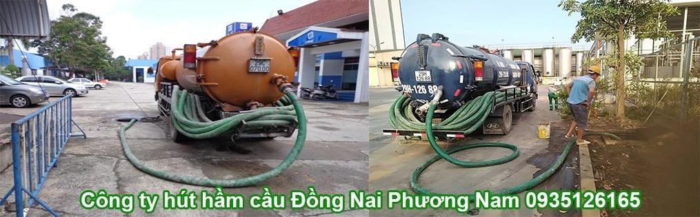 Hút hầm cầu Đồng Nai Phương Nam (@hutcauphuongnam) Cover Image