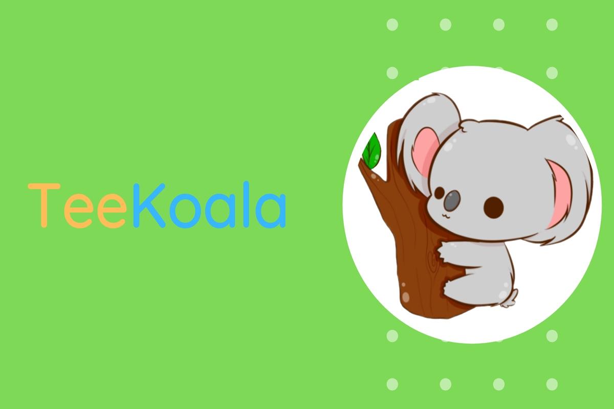 TeeKoala (@teekoala) Cover Image