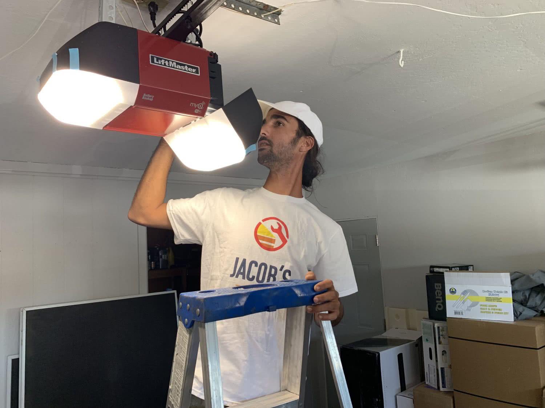 Jacob's Garage Door Repair (@jacobgarage) Cover Image