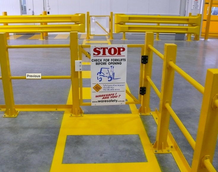 Warehouse Safety Solutions (@steelbarriersmelbourne) Cover Image