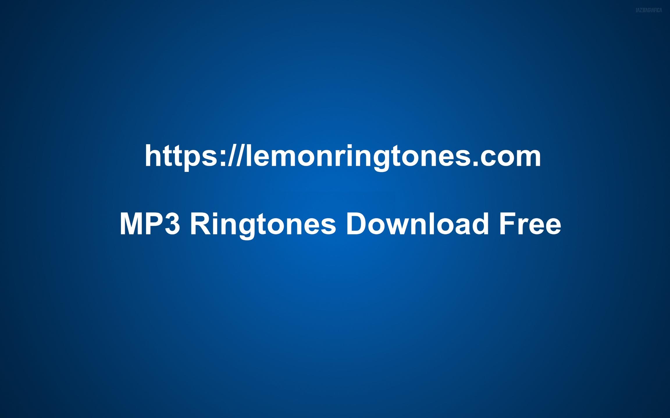 Lemon Ringtones (@lemonringtone) Cover Image