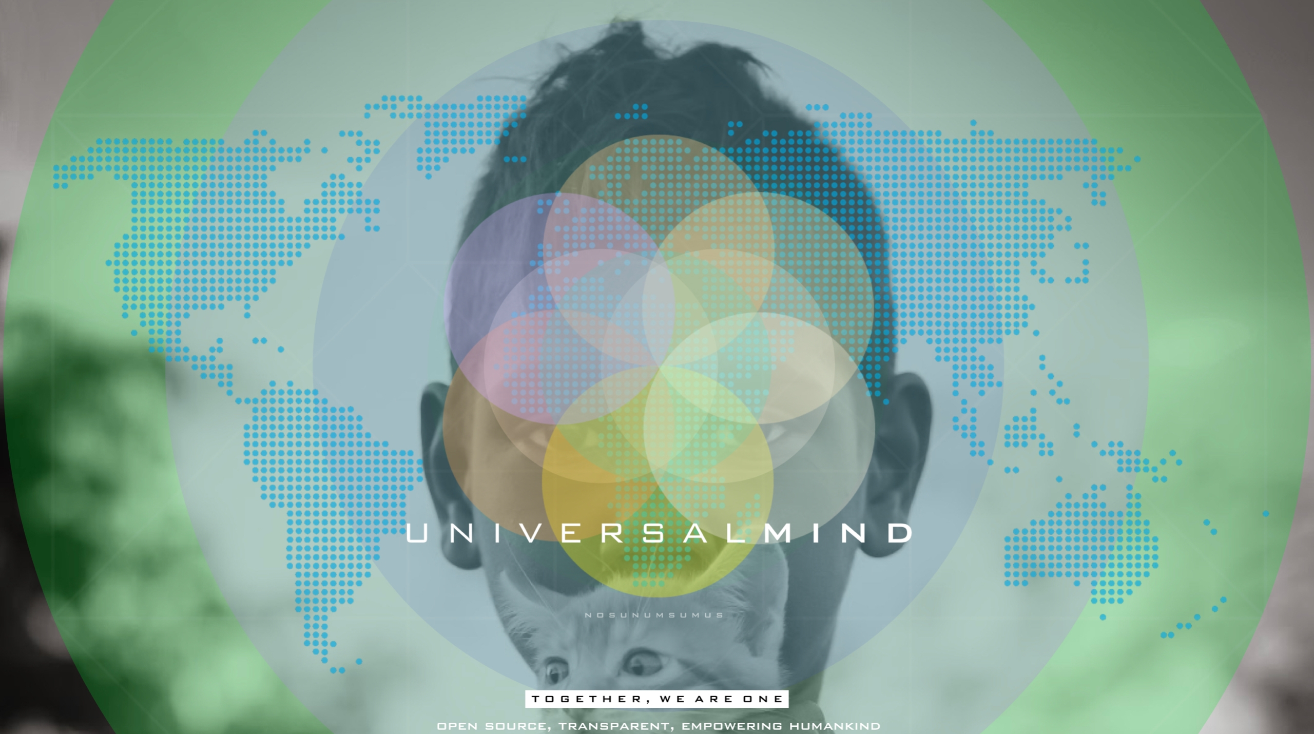 B (@universalmindtv) Cover Image