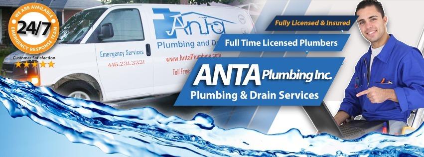 Anta Plumbing (@antaplumbing) Cover Image