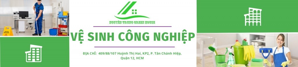 Vệ Sinh GreenHouse (@vscngreenhouse) Cover Image