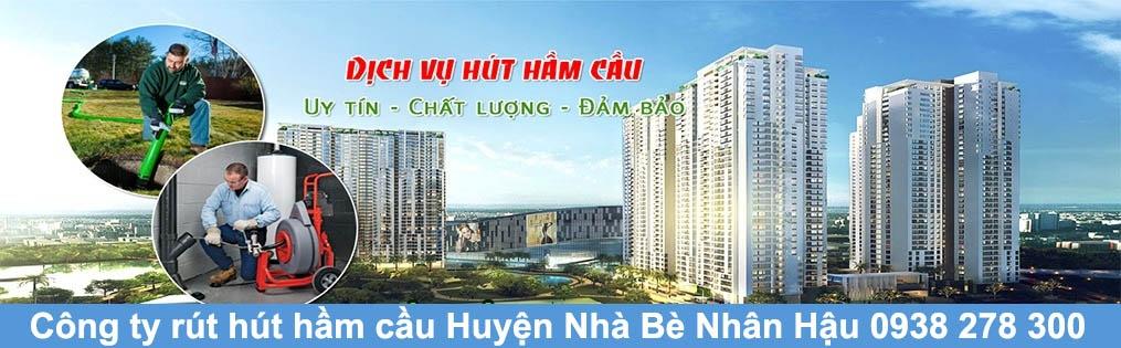 Hút hầm cầu Huyện Nhà Bè Nhân Hậu (@hutcaunhanhau) Cover Image