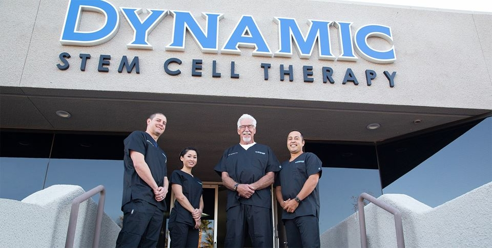 Dynamic Stem Cell Therapy (@stemcellpowernow) Cover Image