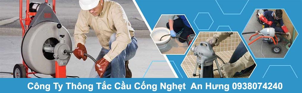 Thông cống nghẹt Tân Phú An Hưng (@thongconganhung) Cover Image