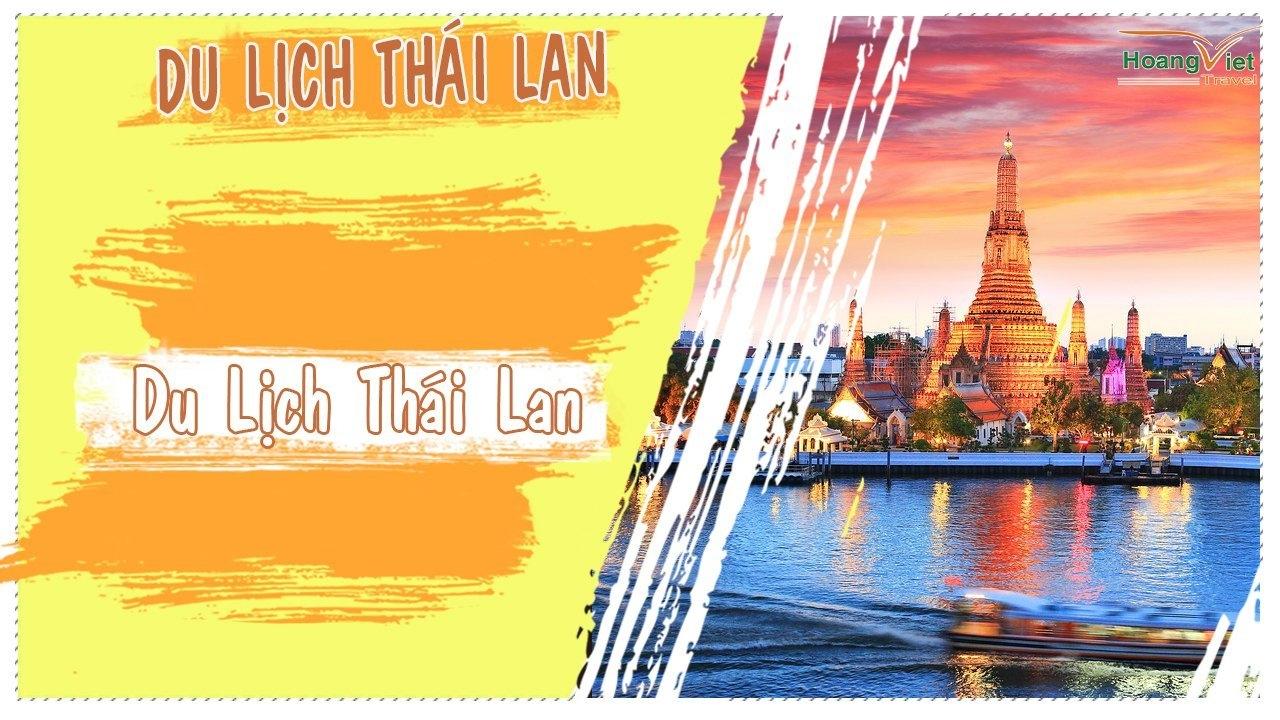 Du lịch Thái Lan - Hoàng Việt Travel (@dulichthailan) Cover Image