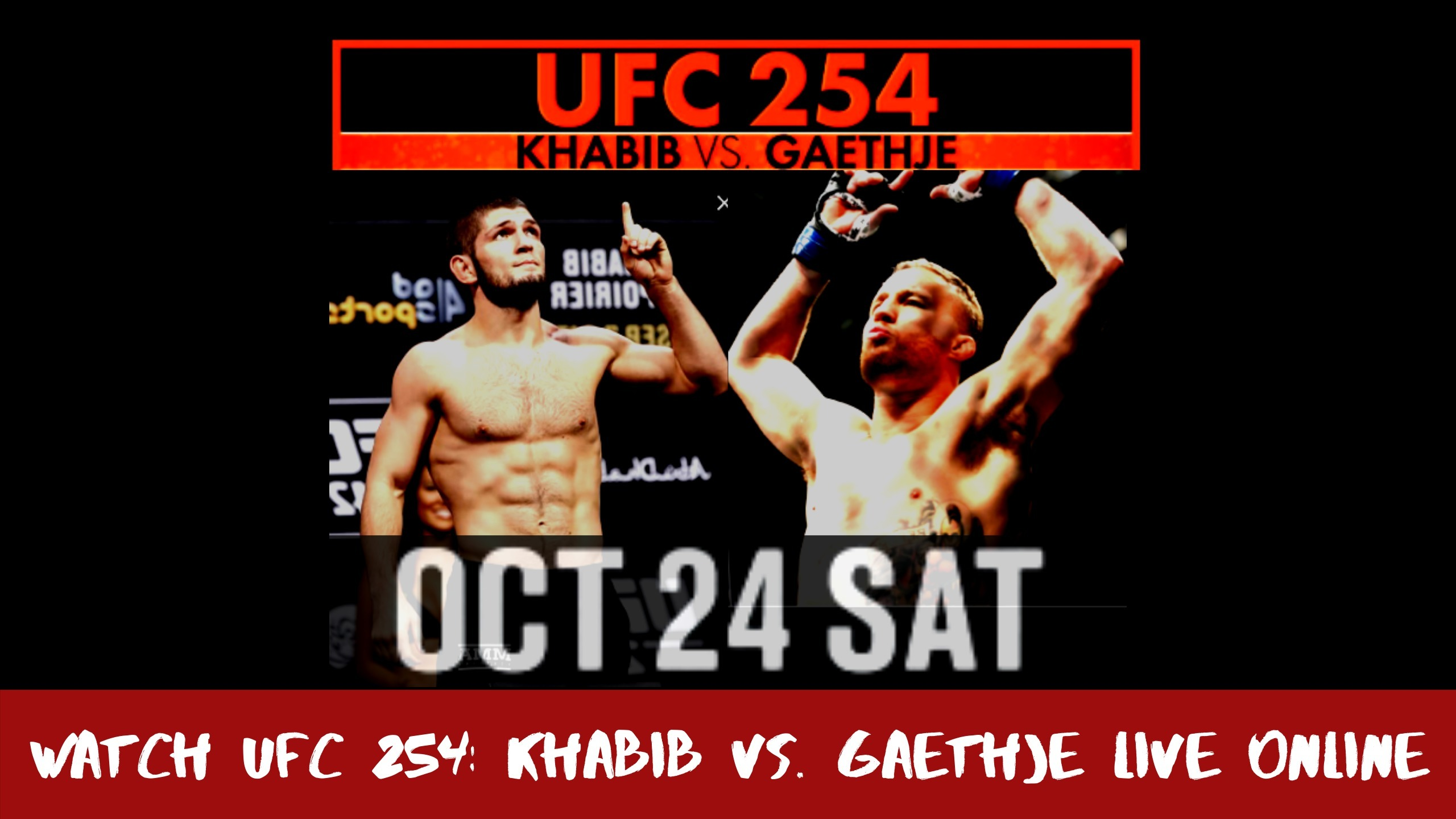 UFC 254 Live Stream Free (@ufc254livestreamfree) Cover Image