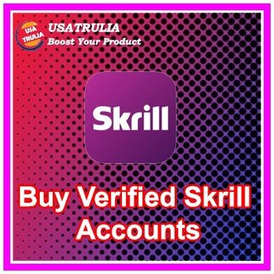 Buy Verified Skrill Accounts (@usatruliautyeq) Cover Image