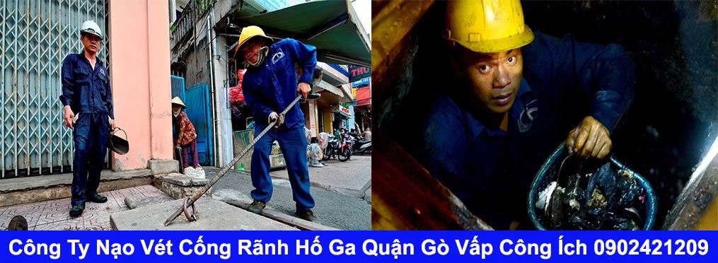 Nạo Vét Hố Ga Gò Vấp Công Ích (@vethogacongich) Cover Image