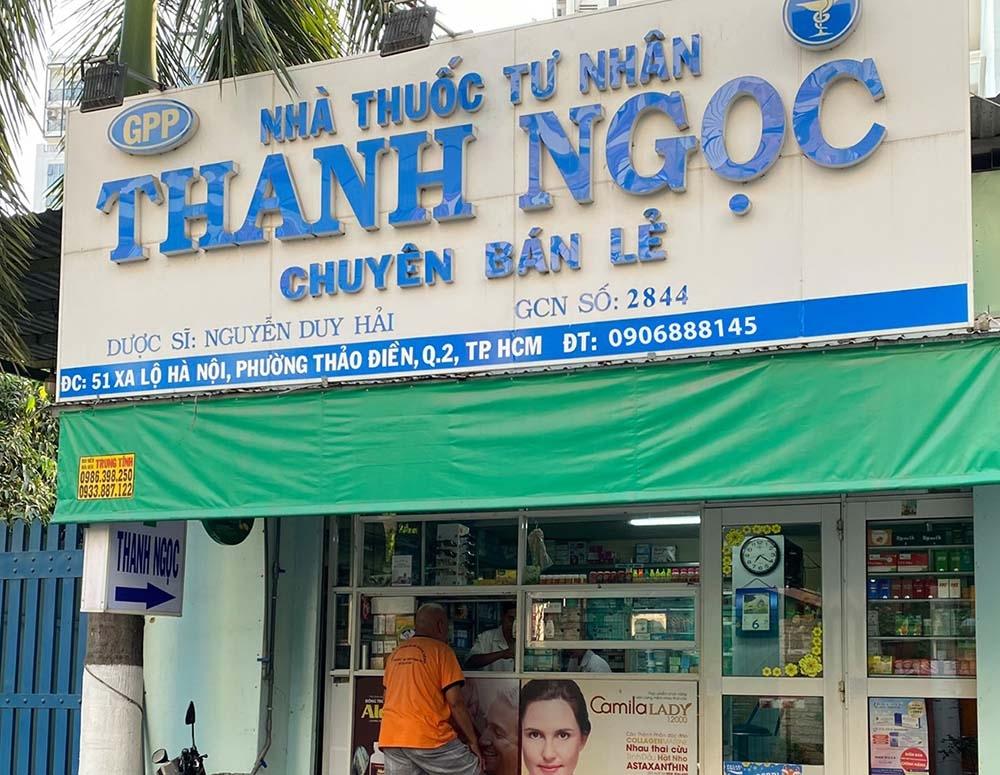 nhathuocthanhngoc (@nhathuocthanhngoc) Cover Image