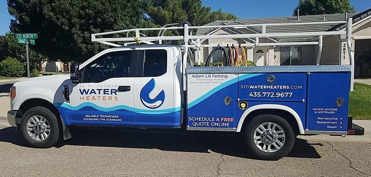 Saint George Water Heaters (@stgwaterheaters) Cover Image
