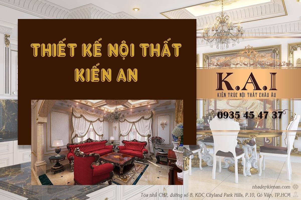 Thiết Kế Nội Thất KAI (@thietkenoithatkai) Cover Image
