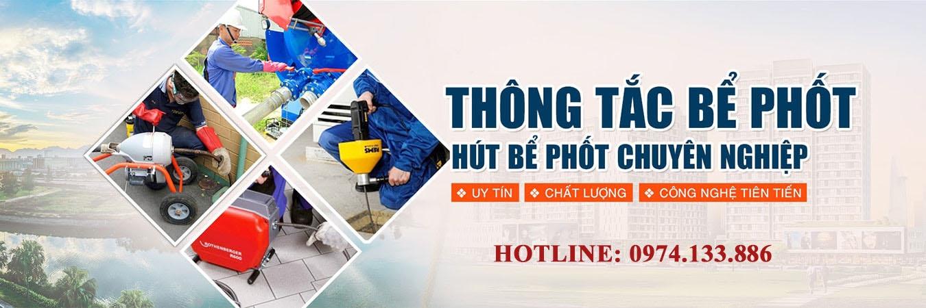 Thông Hút Bể Phốt  (@thanhlongbephot) Cover Image