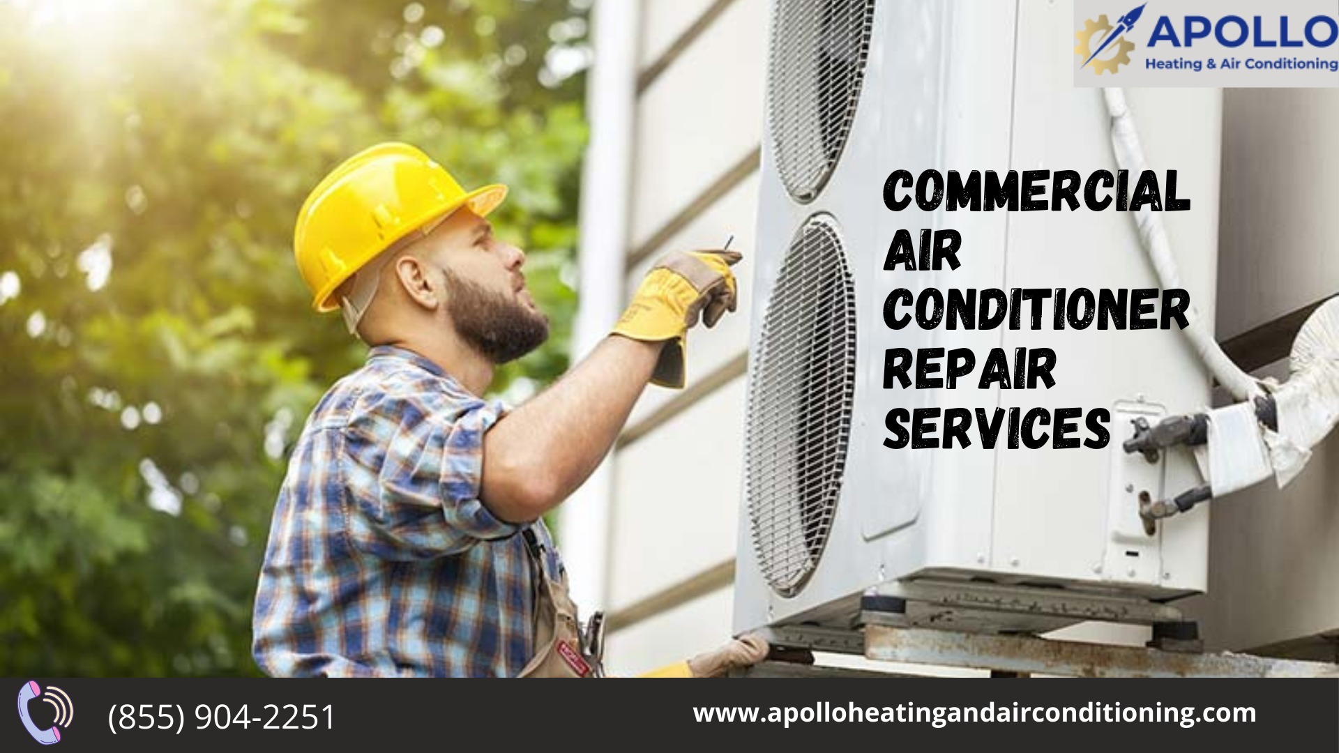 Apollo Heating and Air Conditioning (@apolloheatingairconditioning) Cover Image