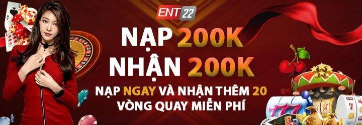 ENT22 Việt Nam - Nhà Cái ENT22 Trực Tuyến Uy Tín C (@ent22vn) Cover Image