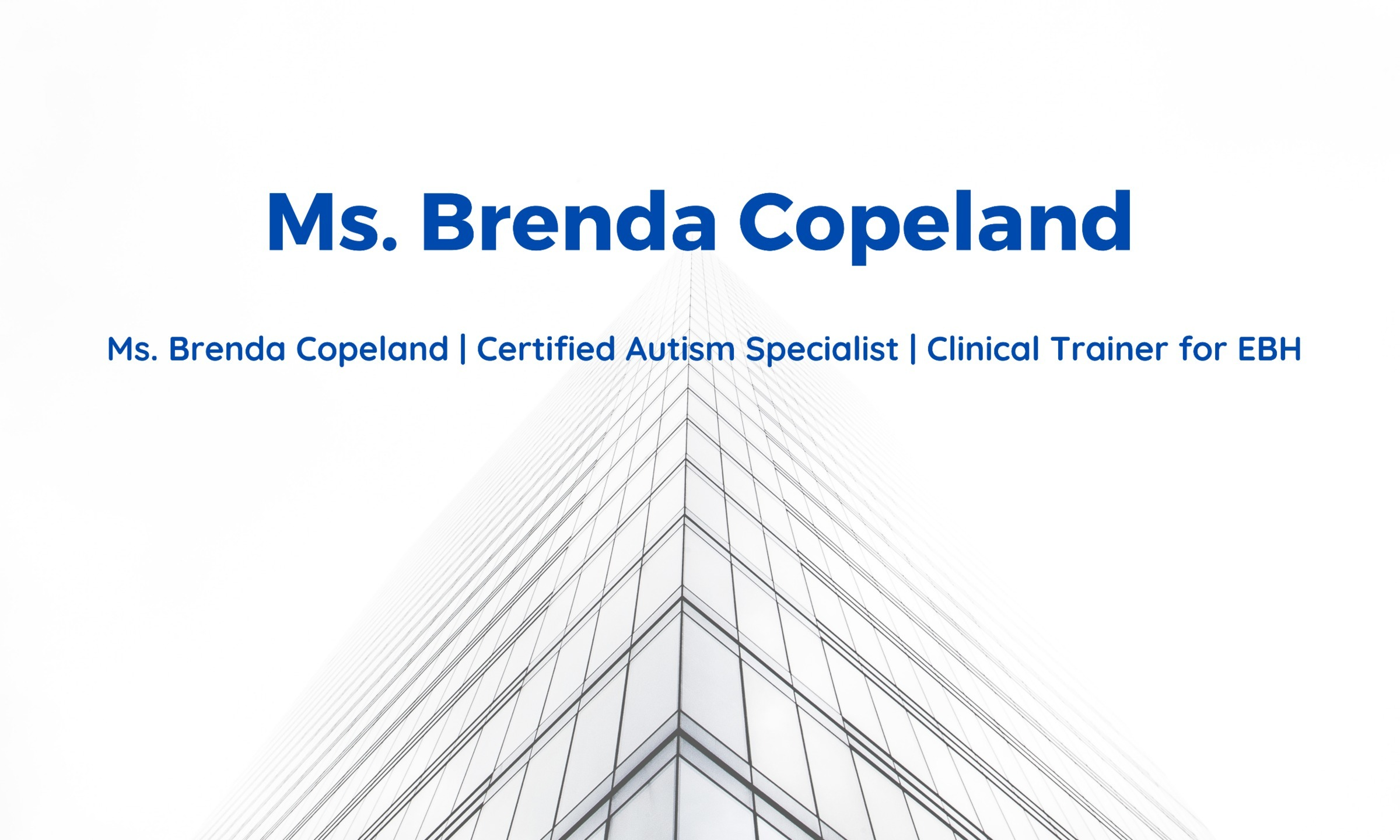 Brenda Copeland (@brendacopeland) Cover Image