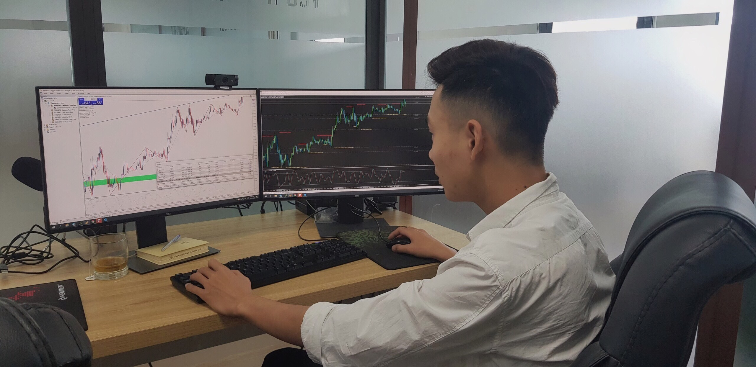 trader tuấn bùi (@tradertuanbui) Cover Image