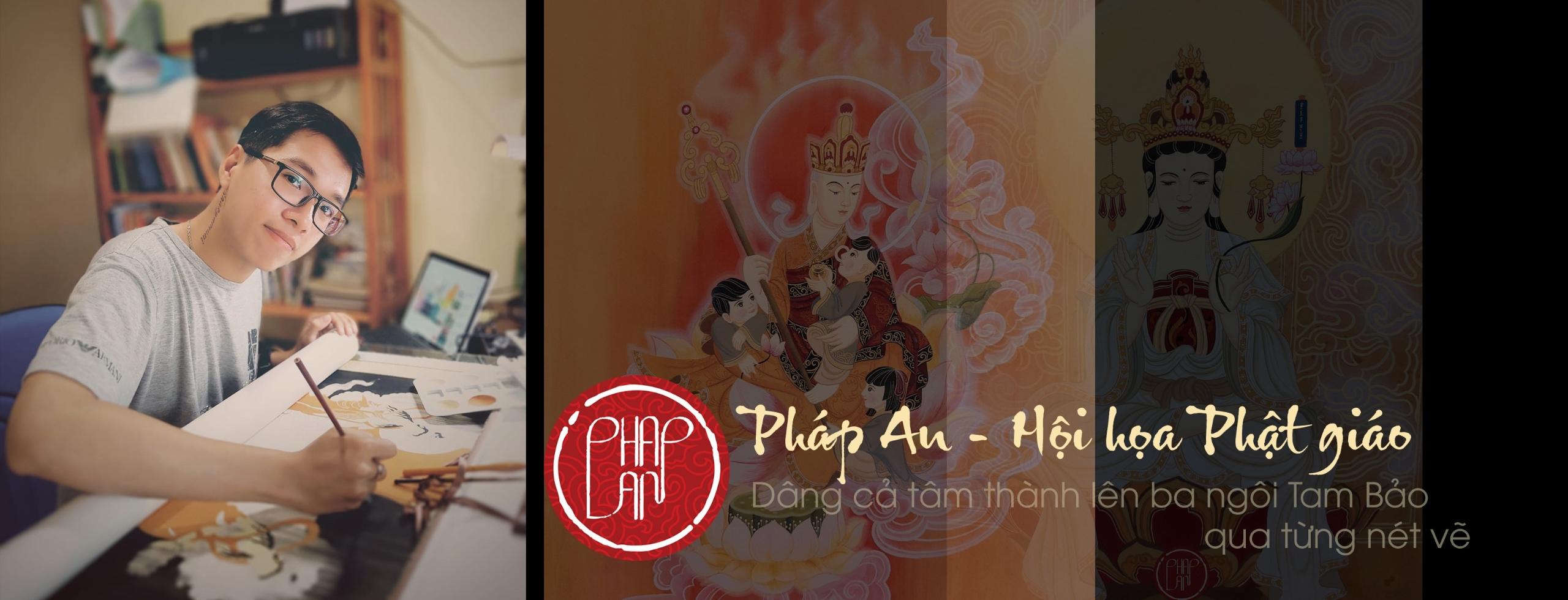 Pháp An - Hội hoạ Phật Giáo (@cusiphapan) Cover Image