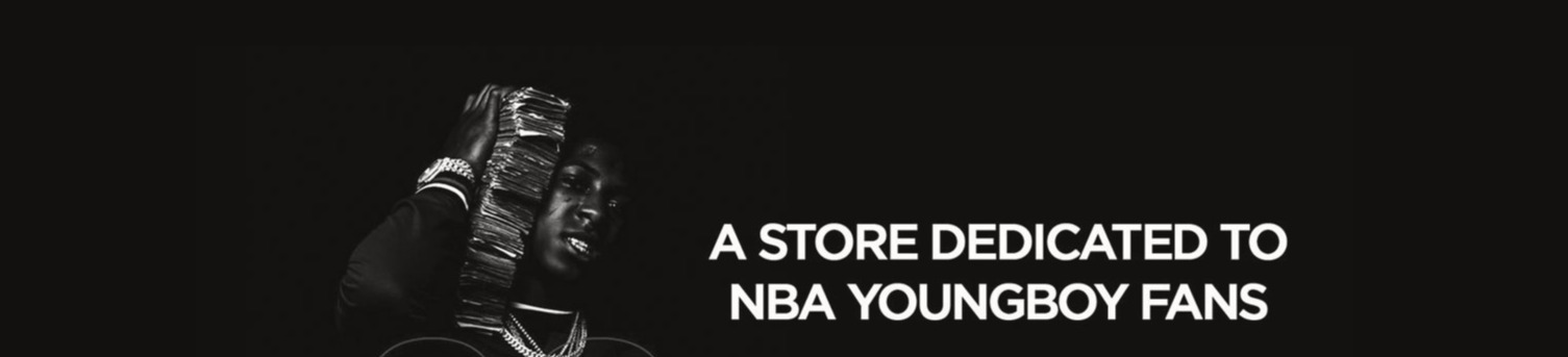 NBA YoungBoy Merch (@nbayoungboy) Cover Image