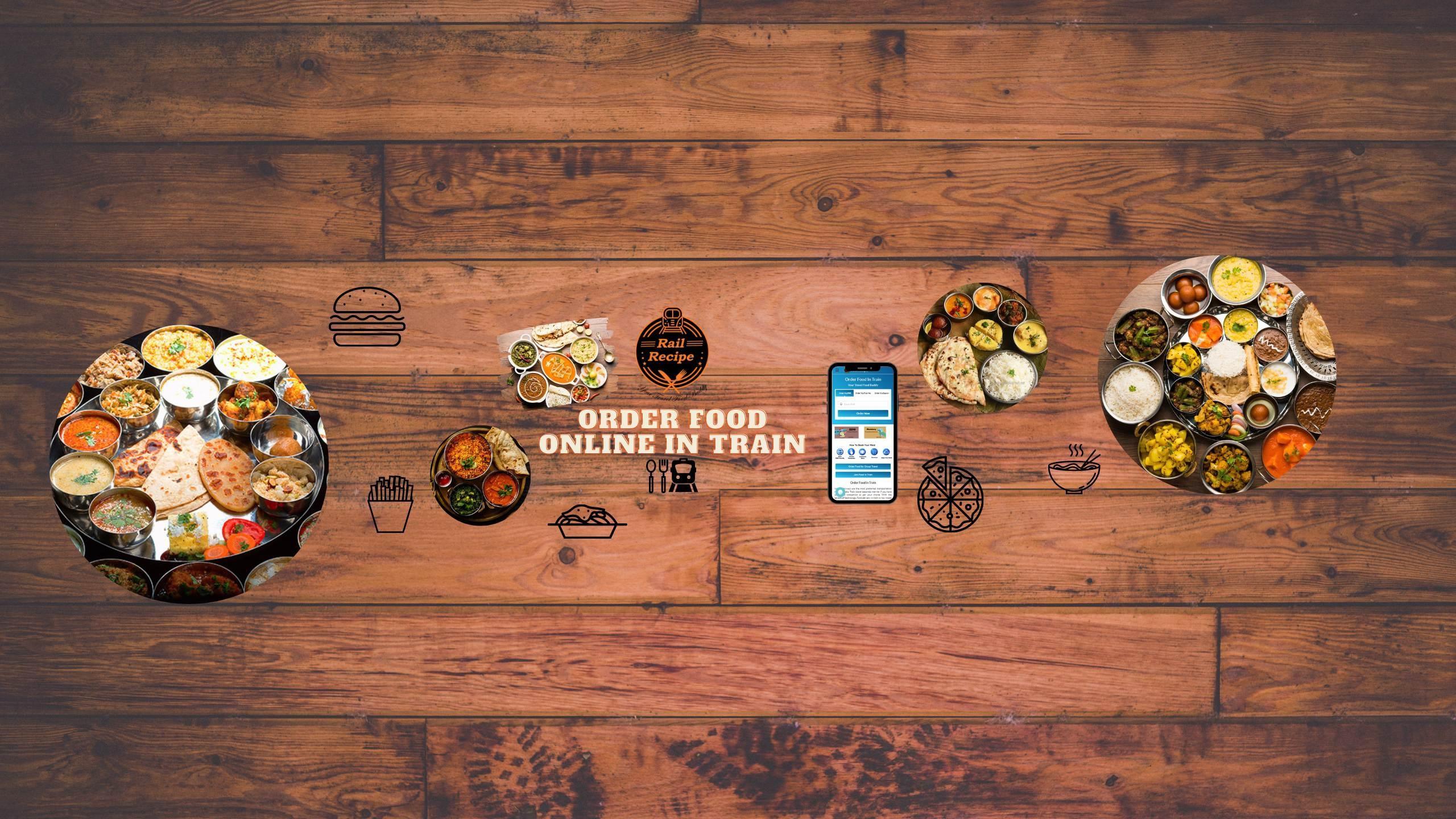 RailRecipe: Order Food in Train (@railrecipe) Cover Image
