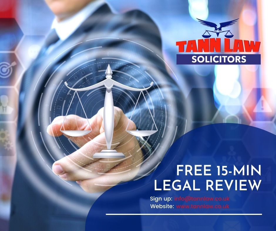 Tann Law Solicitors (@tannlaw) Cover Image